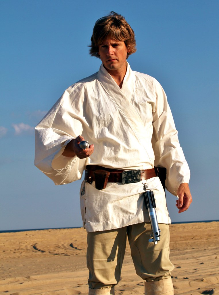 Luke Skywalker Costume Tatooine Photo Shoot 23 Darryl W Flickr