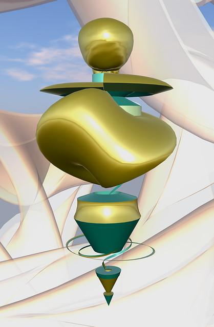 Pendulum_SynchroniCity project