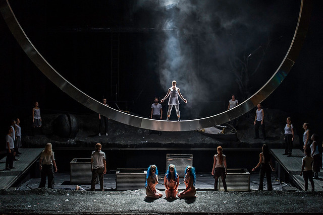 The Royal Opera's Götterdämmerung © Clive Barda/ROH 2012