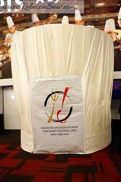 MIGF 2012 - malaysia international gourmet festival