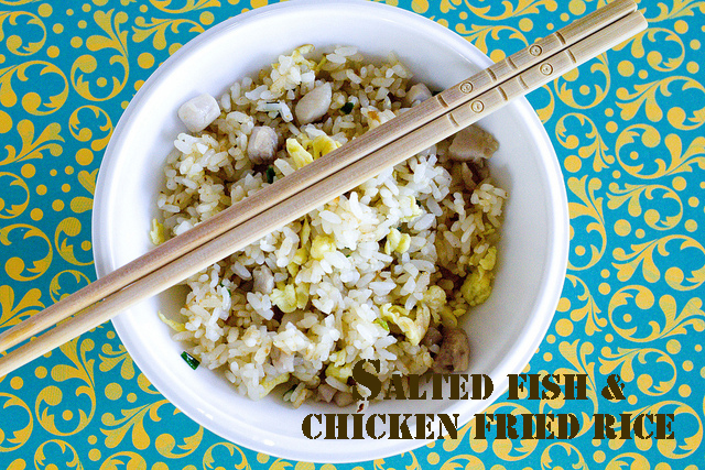 salted fish chix