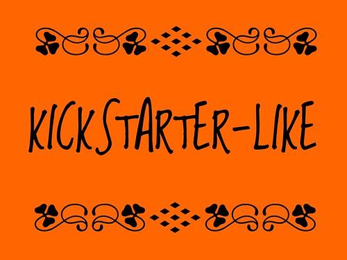 Buzzword Bingo: Kickstarter-Like