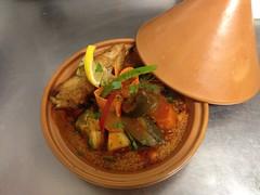 Le Grenier de Notre Dame - Le couscous végétarien