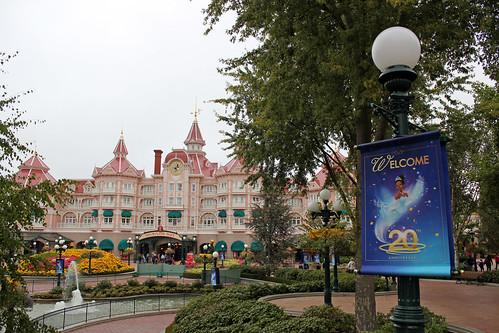 The Disneyland Hotel
