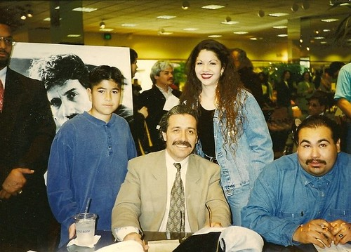 Meeting Edward James olmos