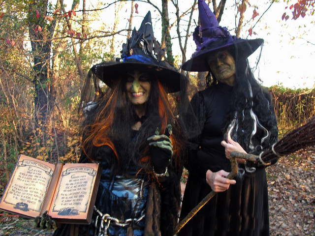 Wilderness Witches