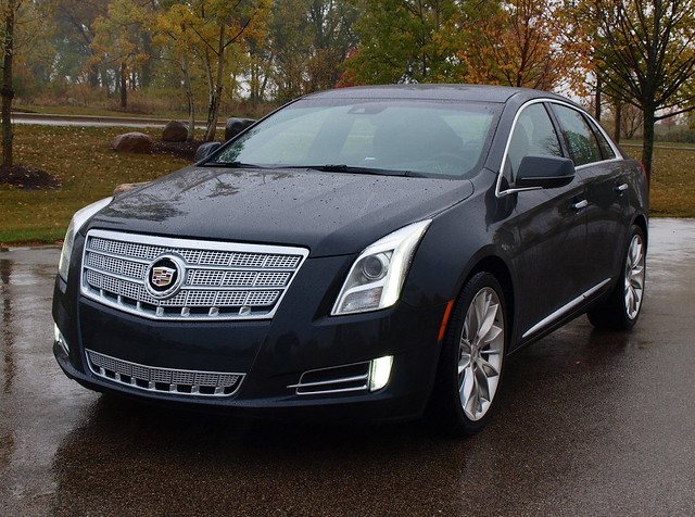 2013 Cadillac XTS Platinum 4