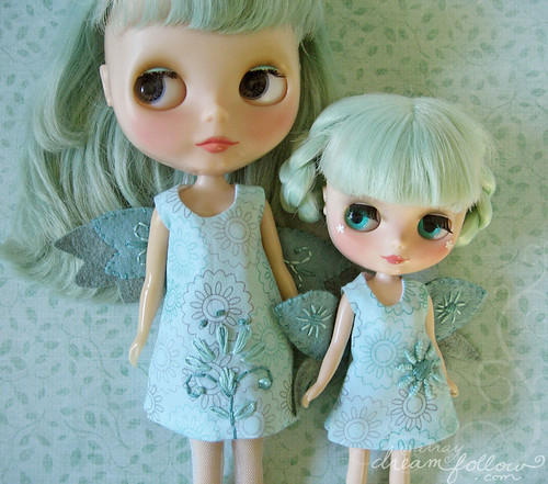 blue fairies
