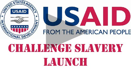 Watch USAID Challenge Slavery Event