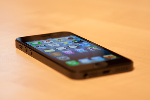 Apple iPhone 5 by Dale Hayter