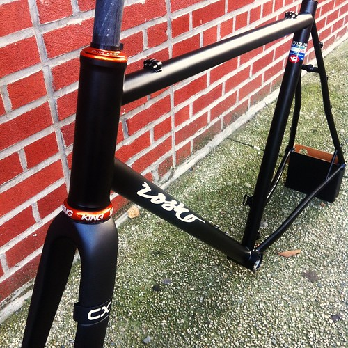 lightweight steel CX. Disk, tapered and PressFit30.