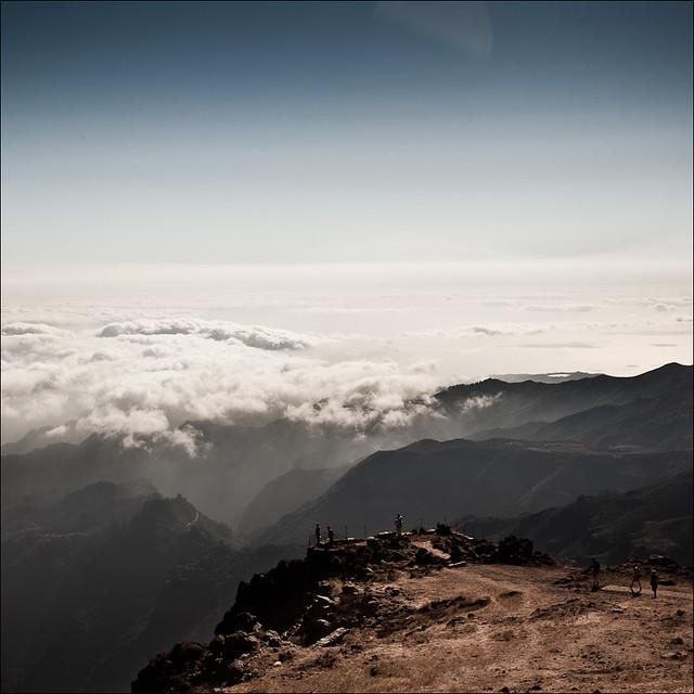 Pico Ruivo, Madeira