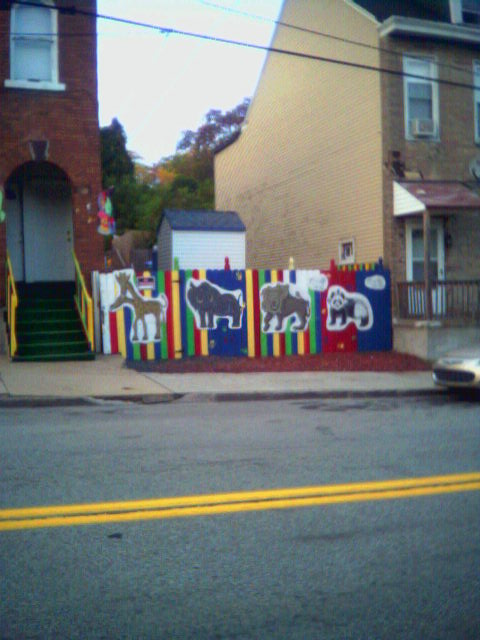near Webster & Watt, Hill District