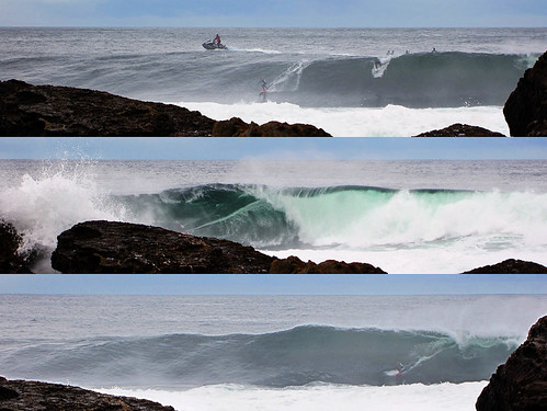 Riley Laing (13 y.o.) Surfing Shipsterns Bluff