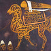 Islamic Calligraphy, Camel Symbolizes Hz. Ali