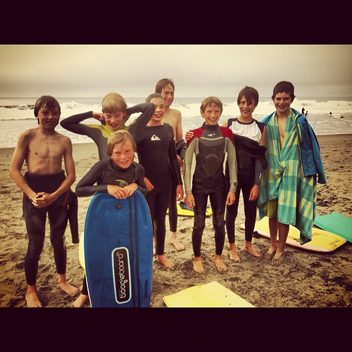 After surfing by frank.leahy