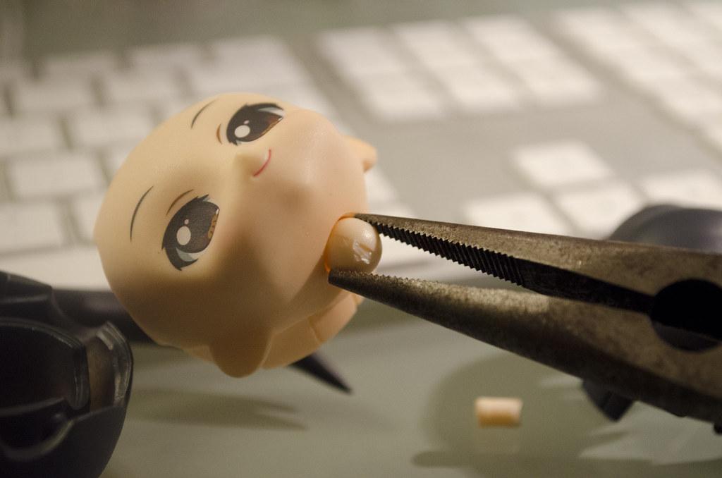Fixing Broken Nendoroid Joint