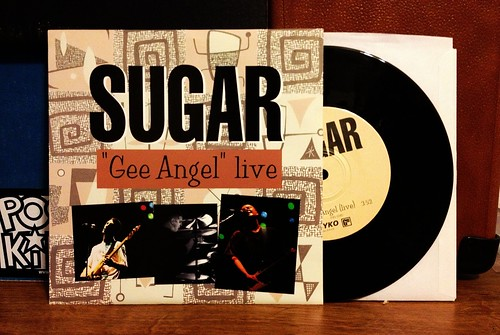 "Sugar - Gee Angel (Live) 7"" by Tim PopKid"
