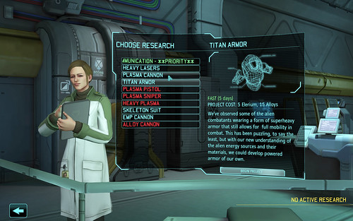 XCOM: Enemy Unknown Research Guide