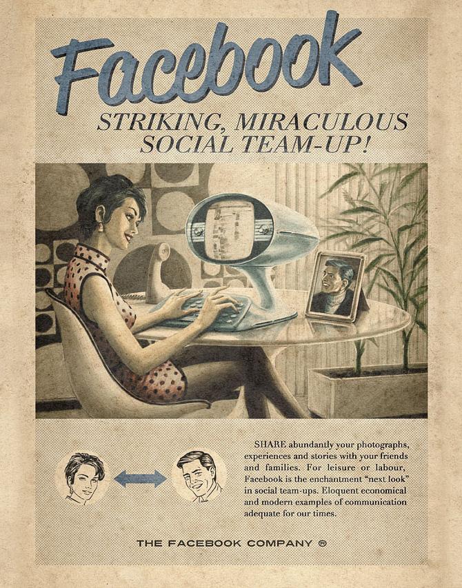 Facebook time!