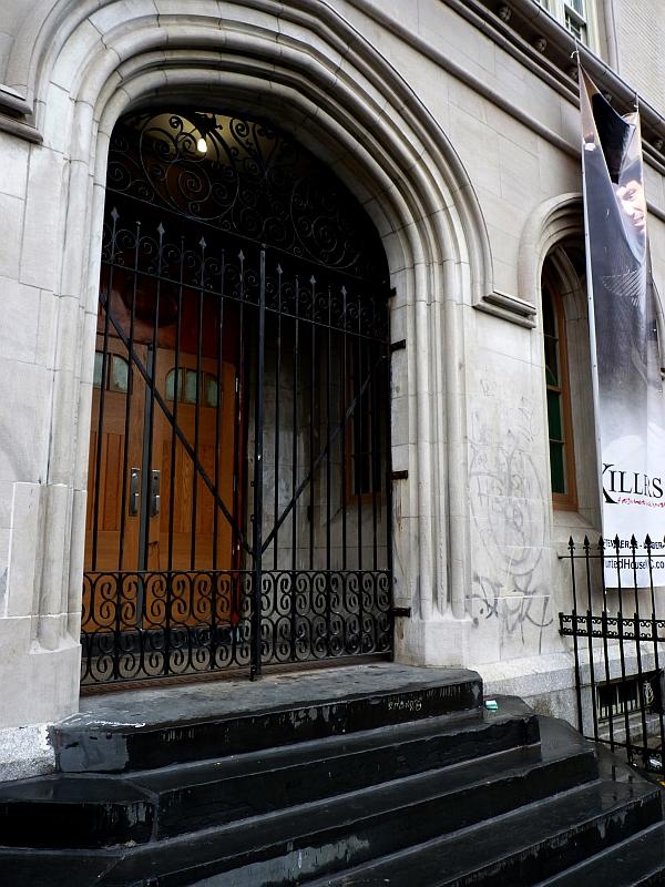 Rivington Entrance