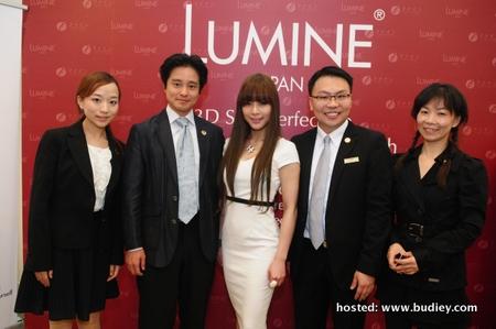 Wu Atong, Nobutsuna Sasaki, Hannah Tan, Dr. Tommy Ong, MeiYoke Liang