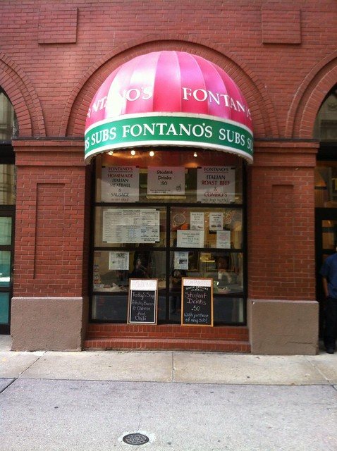 Loop Lunching: Fontano's Subs