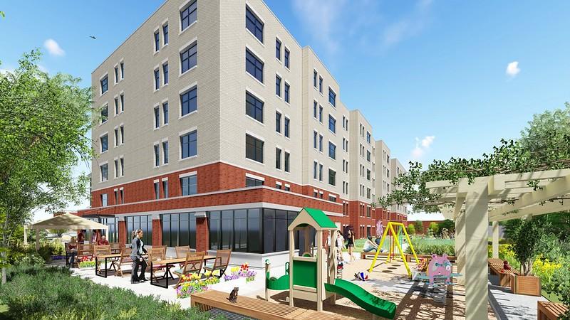 275 Woodbridge Avenue Site Redevelopment