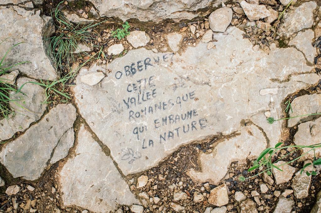 Les gorges de l'Aveyron sur le GR46 - Saint Antonin Noble Val - carnet de voyage France