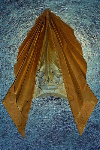 Origami Indian Mask (Toyoaki Kawai)