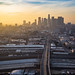 Aerial East DTLA by Shabdro Photo