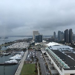 San Diego from the Hilton Bayfront