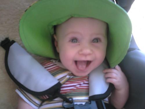 Liam HAT
