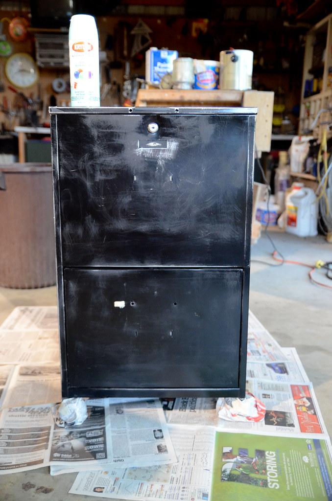 Filing Cabinet DIY