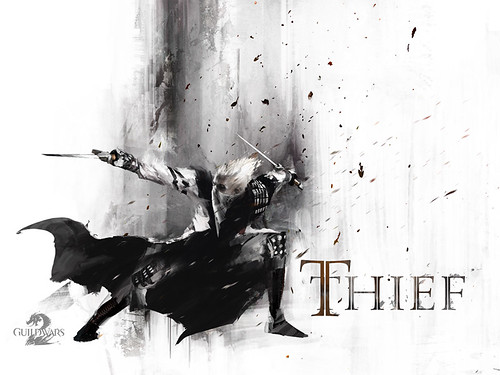 Guild Wars 2 Thief Builds Guide - Dungeons, PvE, PvP and WvW