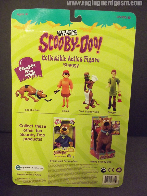 Cartoon Networks Scooby - Doo! Collectible Action Figures 005