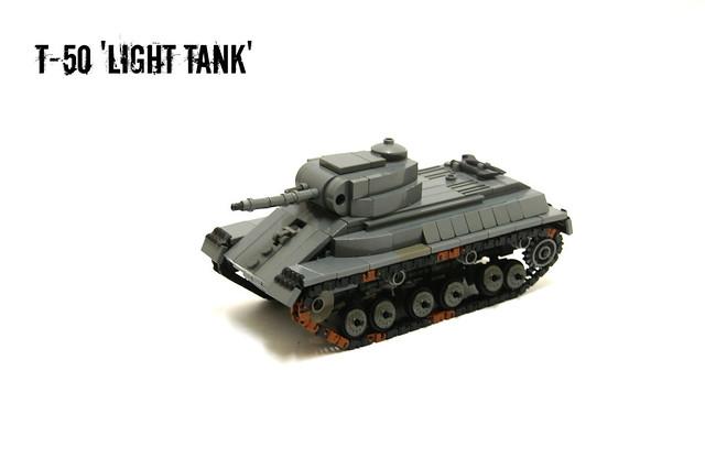 T-50 'Light Tank'