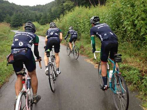 Rapha Koshin Gentlemens Race