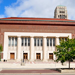 University of Michigan Hill Auditorium