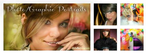 FaceBook Collage   Photographic Portraits