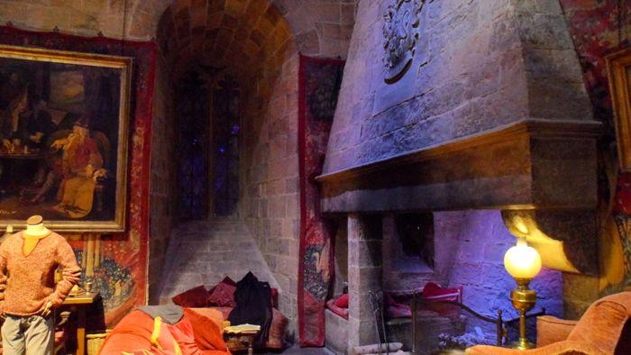 Gryffiindor Common Room