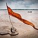 Orange Liberty | Varanasi, India by acharyyajoy