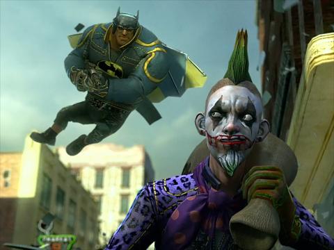 ELAINE: Gotham city impostors matchmaking takes forever