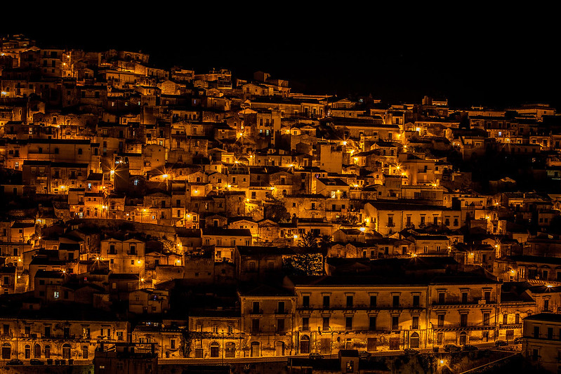 Night Modica