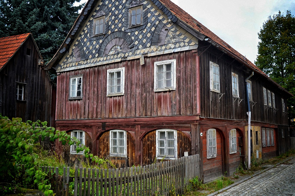 in Hinterhermsdorf