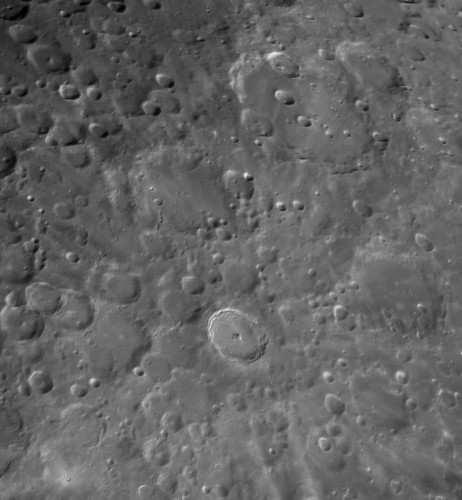 Clavius and Tycho - 050912 by Mick Hyde