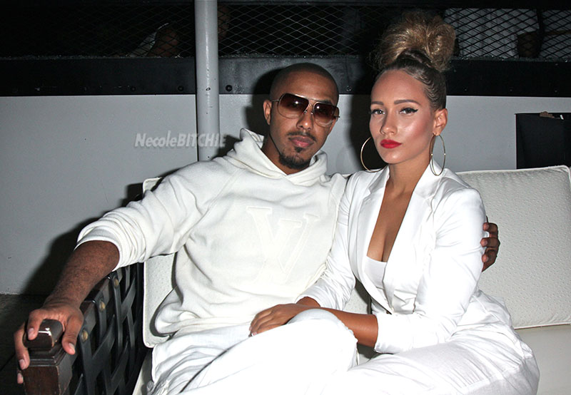 Marques-Houston-and-his-girlfriend-attend-white-party-2