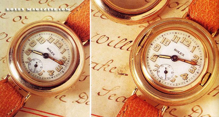 Rolex Hermetic #1924
