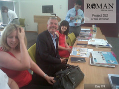 #Project252 - Day 174: @bmabathrooms BMA Marketing Meeting