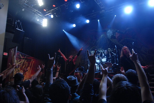 Kreator at the Howard Theatre